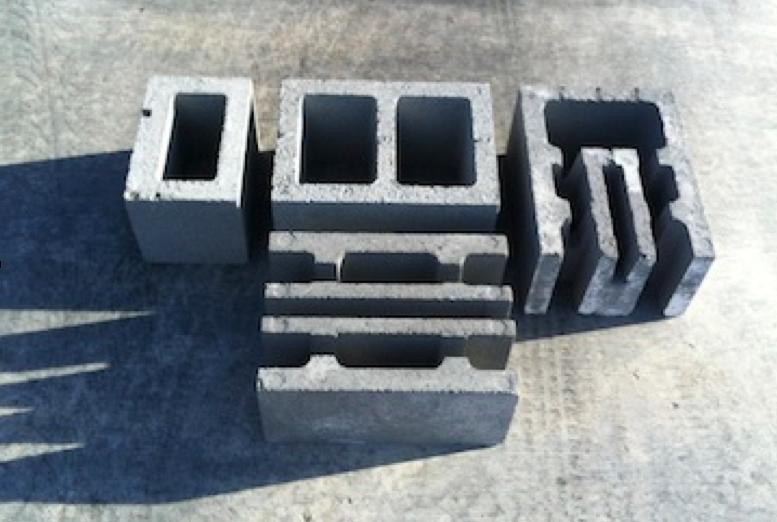 """12"""" Block Units"""