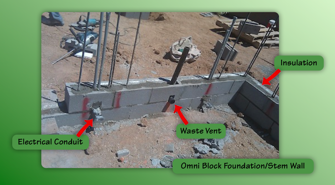 Foundation Walls Omniblock