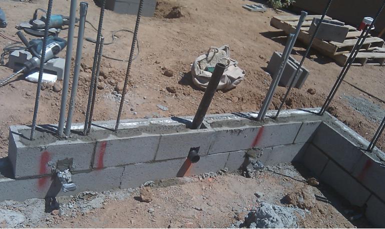 Foundation Walls Omniblock