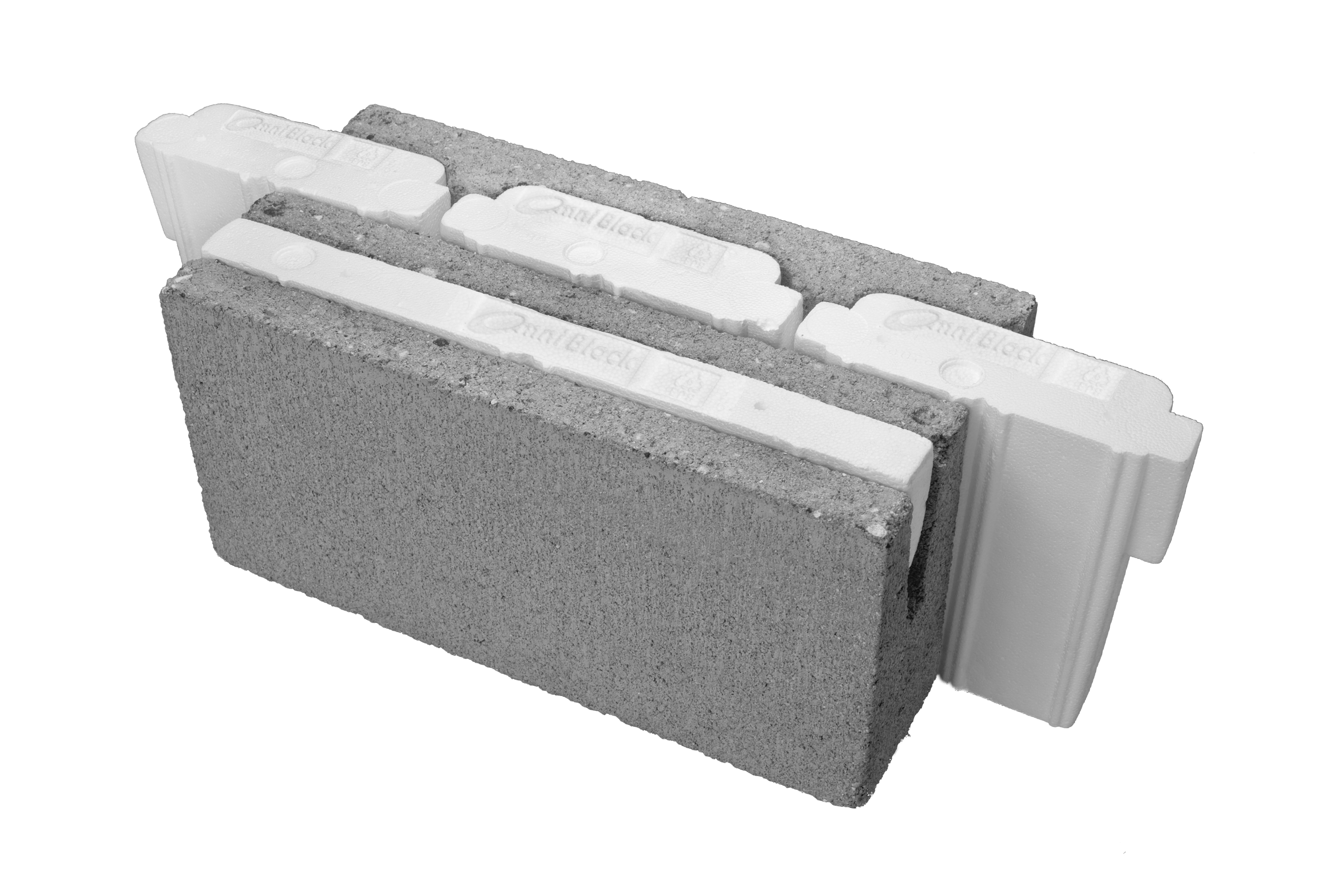 Products omniblock for Insulated block construction