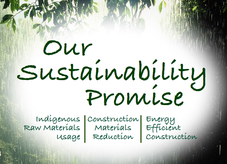Sustainability Promise