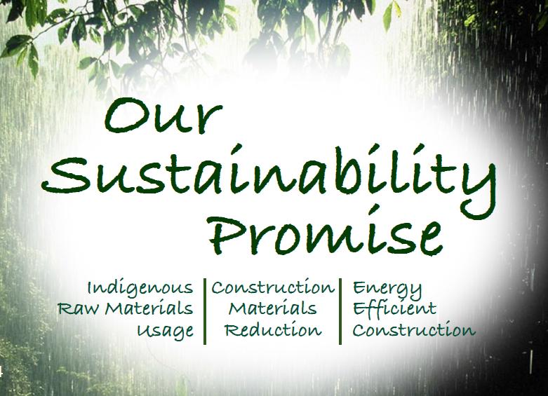 Sustainability Promise