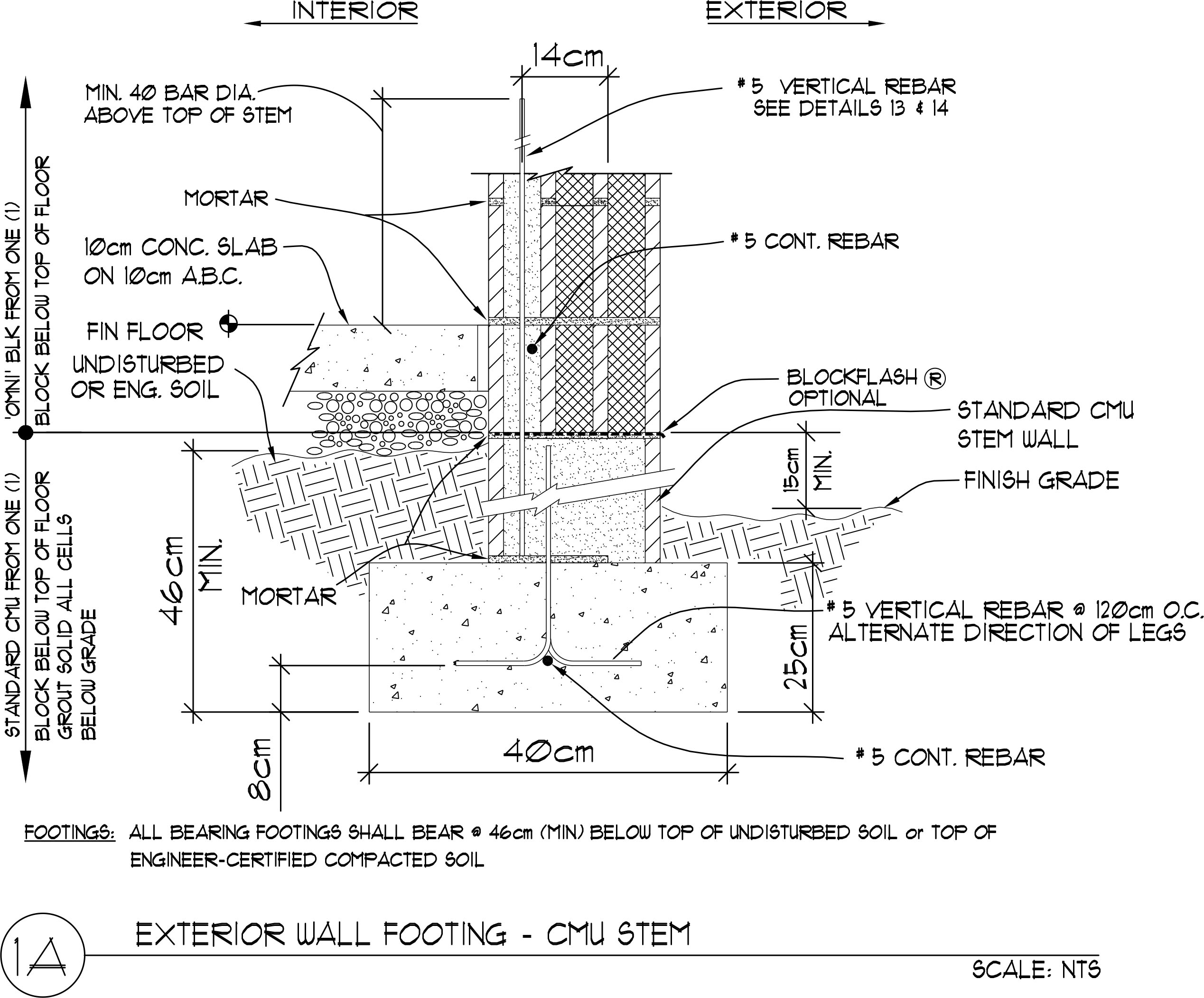 shelf angle brick typical pdf