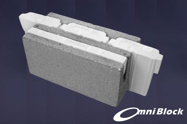 Insulated Concrete Form (ICF) Comparison - Omniblock